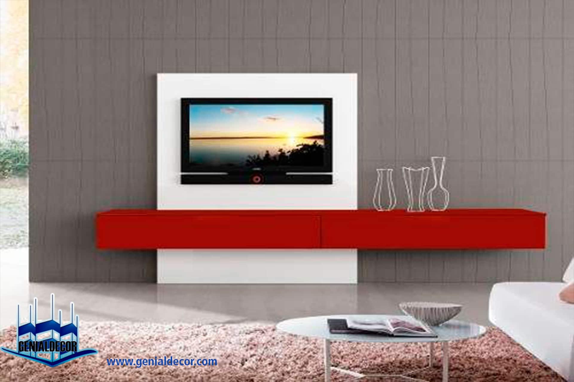 Disenos de muebles para tv de tablaroca - Muebles tv de diseno ...
